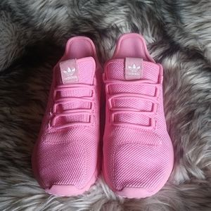 ADIDAS TUBULAR pink shoes